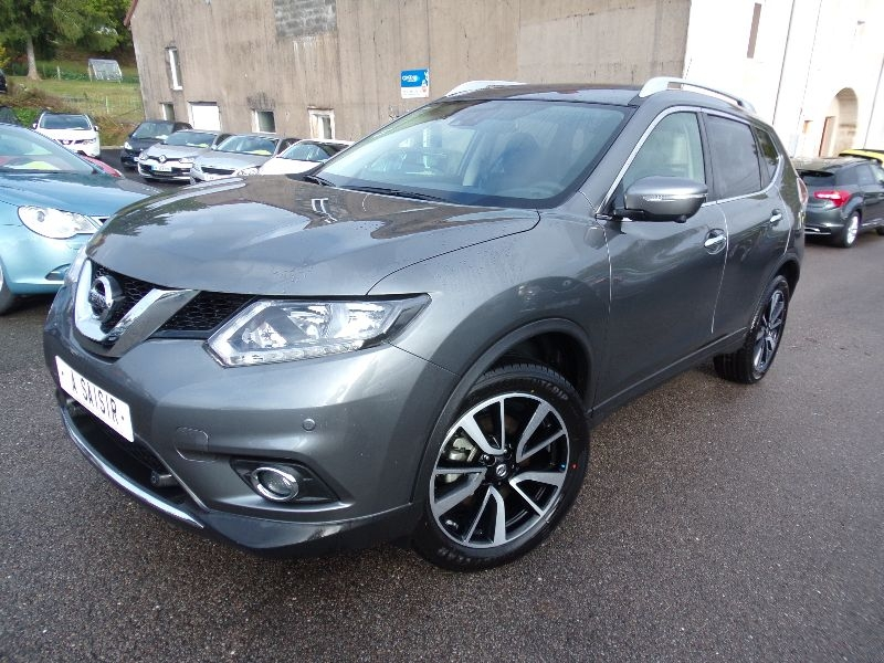nissan x trail ii 4x4 dci 130 cv cam ra 360 toit ouvrant. Black Bedroom Furniture Sets. Home Design Ideas