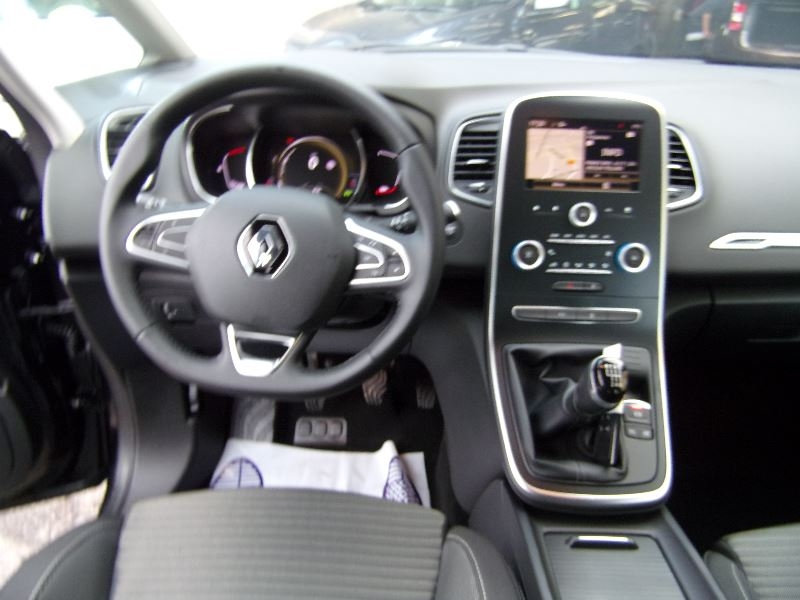 renault scenic 4 tce 115 cv turbo experience sport gps
