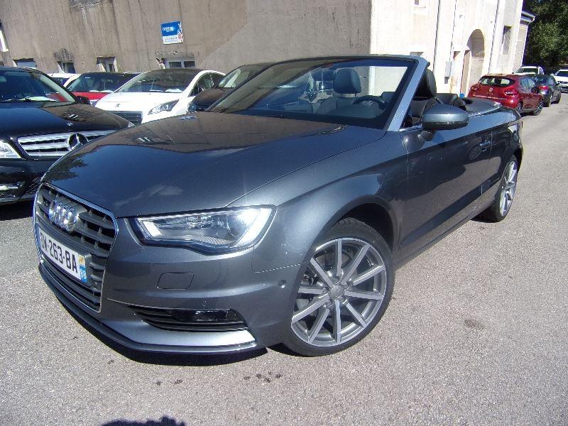 Les Audi D Occasion Disponibles A Epinal Chez Bougel Transactions