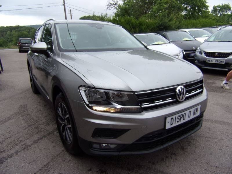 Photo 2 de l'offre de VOLKSWAGEN TIGUAN III CONFORTLINE 2L TDI  GPS CAMÉRA PK ASSIST AUDIO MP3 USB RE BLUETOOTH RÉGULATEUR à 27990€ chez Bougel transactions