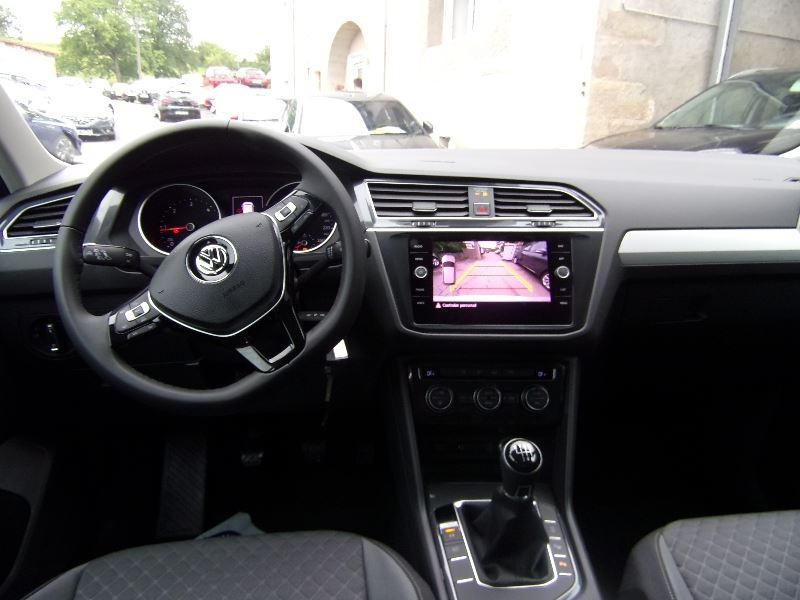Photo 6 de l'offre de VOLKSWAGEN TIGUAN III CONFORTLINE 2L TDI  GPS CAMÉRA PK ASSIST AUDIO MP3 USB RE BLUETOOTH RÉGULATEUR à 27990€ chez Bougel transactions