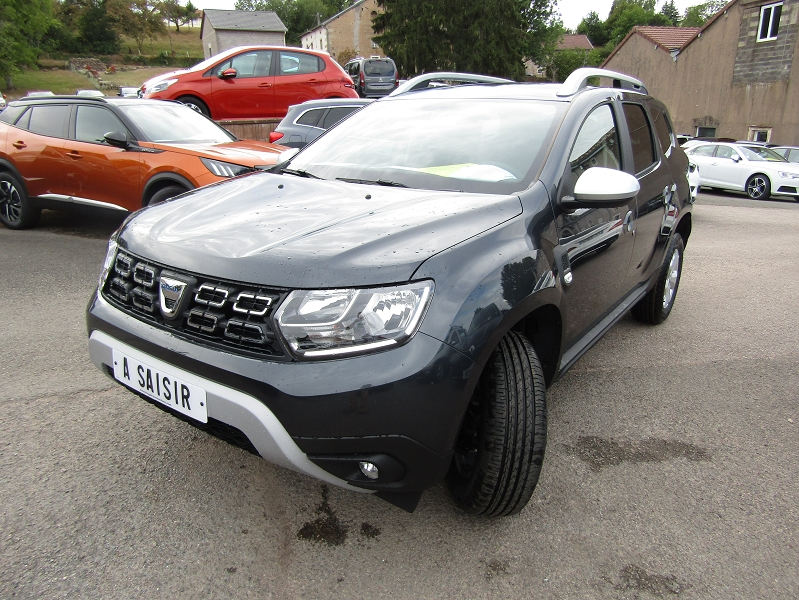 Photo 1 de l'offre de DACIA DUSTER III CONFORT LUXE TCE 100 CV ESSENCE GPS CAMÉRA MP3 USB JA 16 RE BLUETOOTH RÉGULATEUR à 15700€ chez Bougel transactions