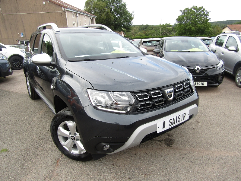 Photo 3 de l'offre de DACIA DUSTER III CONFORT LUXE TCE 100 CV ESSENCE GPS CAMÉRA MP3 USB JA 16 RE BLUETOOTH RÉGULATEUR à 15700€ chez Bougel transactions