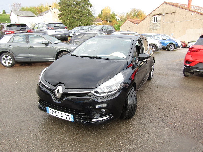 Photo 1 de l'offre de RENAULT CLIO 4 TCE 75 CV ENERGY LIMITED GPS CLIM AUDIO MP3 USB JA 16 RADAR BLUETOOTH RÉGULATEUR à 11990€ chez Bougel transactions