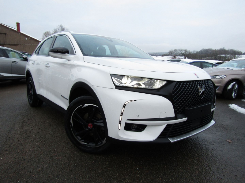 Photo 1 de l'offre de DS DS 7 CROSSBACK BLUEHDI PERFORMANCE LINE 130 CV TURBO DIESEL  6 VITESSES CAMÉRA GPS  FULL LEDS à 32900€ chez Bougel transactions